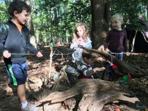 Building a fairy adventure park
