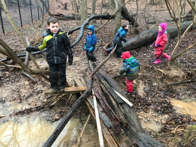 Working together to build a bridge